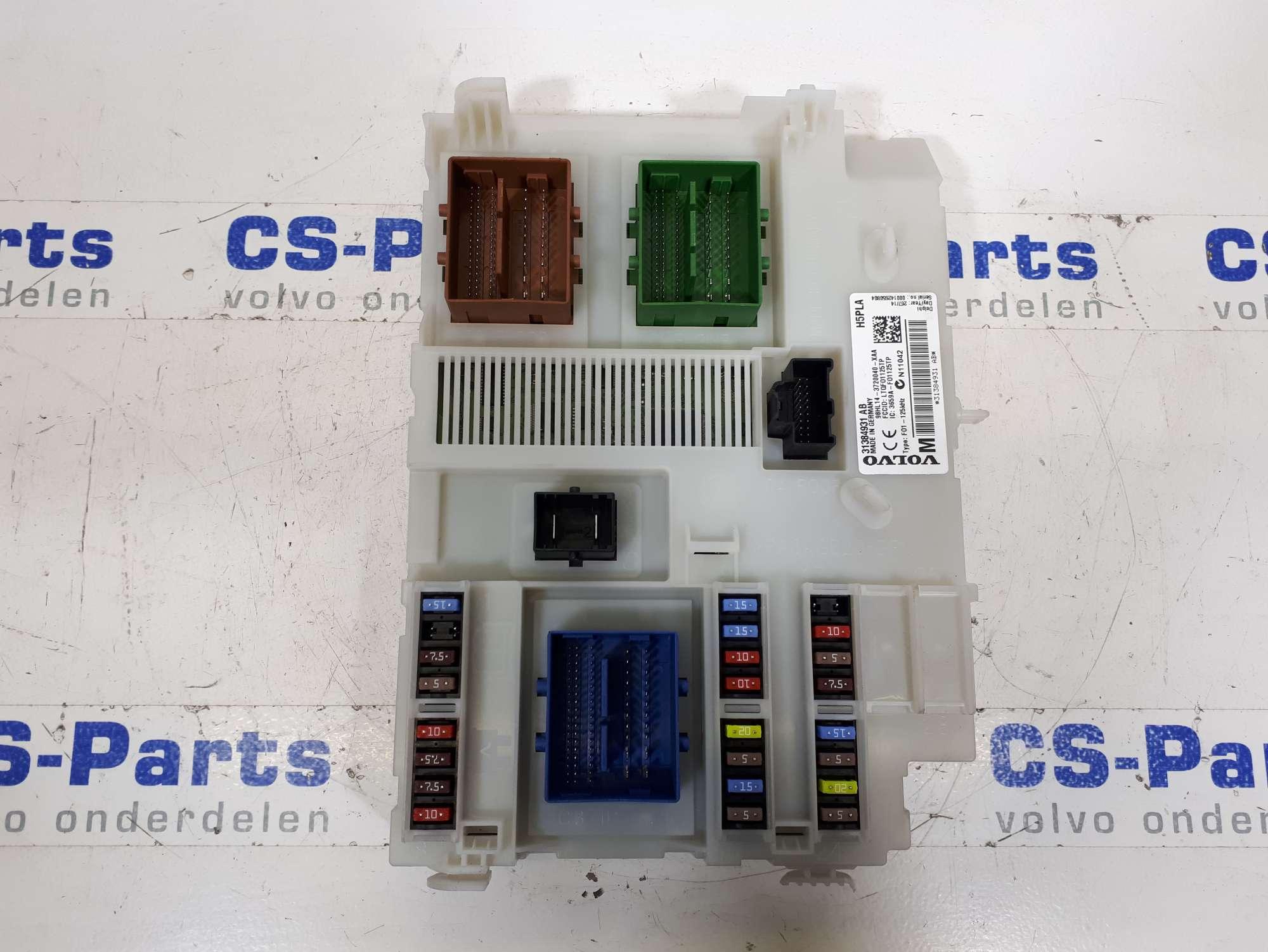 CEM module centrale