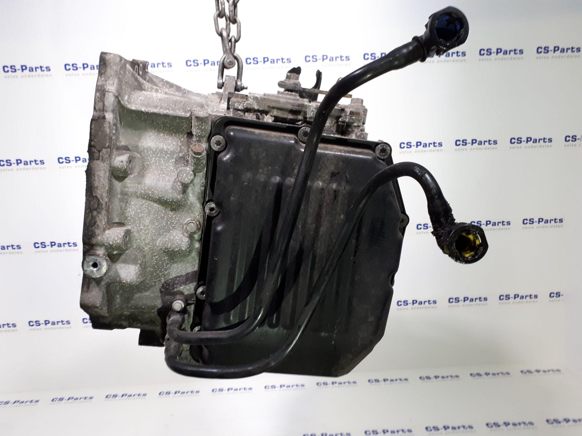 Versnellingsbak automaat (AWD)