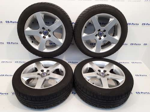 Set of wheels 17 inch