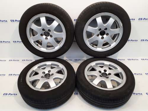 Set of wheels 16 inch