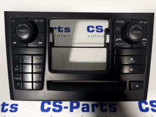 Panneau de commande console centrale
